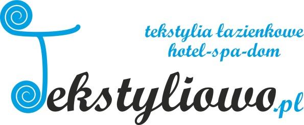 Tekstylia hotelowe - logo sklepu tekstyliowo.pl