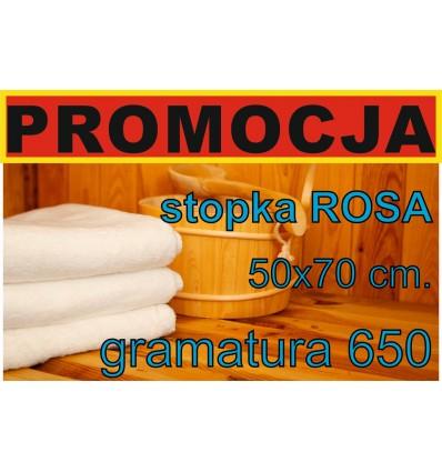 Dywanik łazienkowy ROSA  50x70cm.