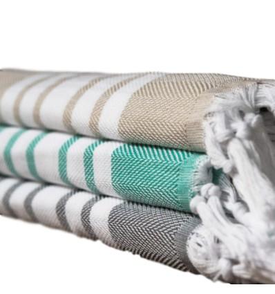 Tradycyjny turecki ręcznik HAMMAM