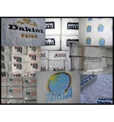 Ręczniki z haftem logo