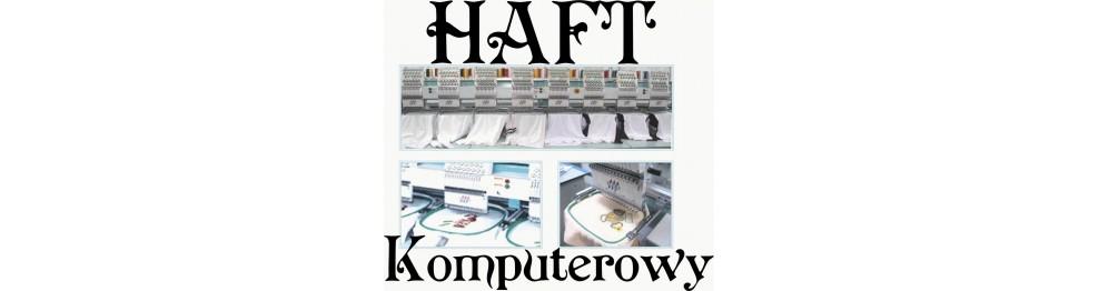 Haft Komputerowy