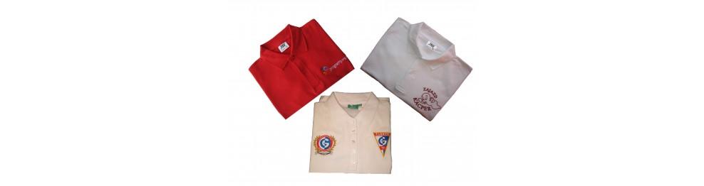 Odzież firmowa z logo