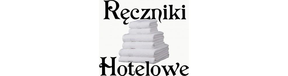 Ręczniki Hotelowe/Spa Białe