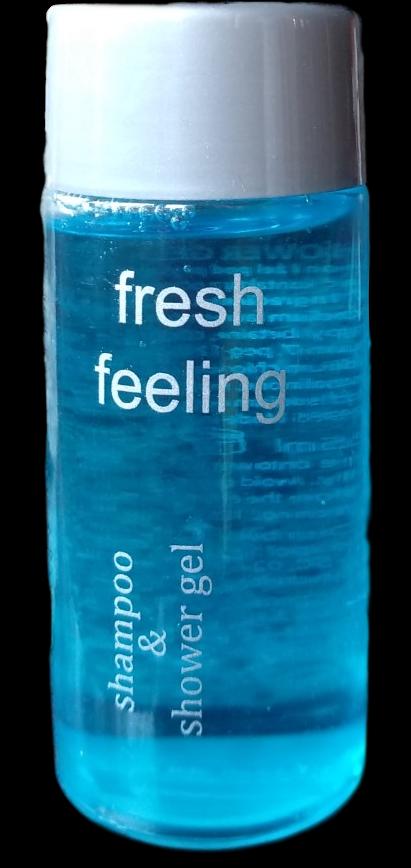 szampon + żel pod prysznic